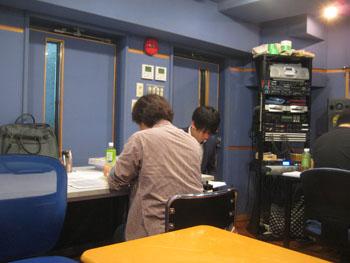 ED2収録報告。杉田智和氏、浅倉杏美さん、諏訪彩花さん、収録。